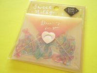 Kawaii Cute Sweet Milky Stickers Sack Crux *Happiness Candy (05831)