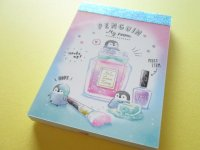 Kawaii Cute Mini Memo Pad Crux *Penguin (09062)