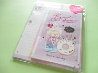 Kawaii Cute Pinky Shine Letter Set Q-LiA *Eternal dreams (30234)