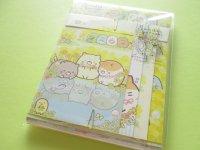 Kawaii Cute Regular Letter Set Sumikkogurashi San-x *ねこのきょうだいにであいました (LH65901)