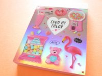 Kawaii Cute Mini Memo Pad Q-LiA *Something Pink (34550)