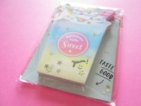 Kawaii Cute choo my color Die-Cut Medium Memo Pad Q-LiA *Drink (34556)