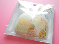 Seal Bits Kawaii Cute Sticker Flakes Sack Rilakkuma San-x *Kiiroitori Muffin Cafe (SE38601)