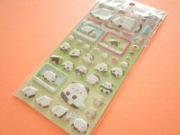 Kawaii Cute Funi Funi Pearl Sticker Sheet San-x *Hamipa (SE39501)