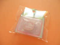 Kawaii Cute Sticker Flakes Pack in the Plastic Case Sanrio Original *Wish me mell (03842-3)