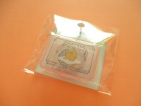 Kawaii Cute Sticker Flakes Pack in the Plastic Case Sanrio Original *Gudetama (03766-4)