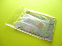Kawaii Cute Mini Sticky Memo Pad with Clear Case Set San-x *Sumikkogurashi (MW54101)