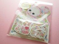 Kawaii Cute Sticker Flakes Sack Amenomori Fumika Clothes Pin *Flower (US-13875)