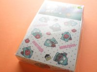 Kawaii Cute Mini Memo Pad & Sticker Flakes Set Sanrio Original *Hangyodon (86183-9 Ha)