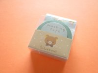 Kawaii Cute Mini Masking Tape/Deco Tape Sticker San-x *Rilakkuma (SE44701)