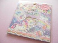 Kawaii Cute Sticker Flakes Sack Crux *Sparkle Milky Way (73005)