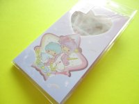 Kawaii Cute Volume Stickers Sheet Sanrio Original *Little Twin Stars (16273-6)
