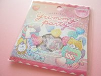 Kawaii Cute Sticker Flakes Sack Crux *Yummy Party (73064)