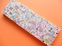 Set of 3 Kawaii Cute Mini  Square Memo Pads Lemon *Charming Dreamy (887110)