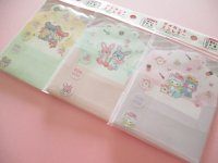 3 packs Kawaii Cute Mini Letter Sets Pack Lemon *Charming Dreamy (887049)
