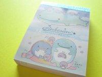 Kawaii Cute Mini Memo Pad San-x Jinbesan *Hoshizora Penguin (MH00701-3)