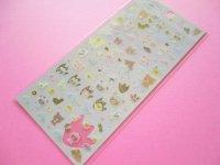 Kawaii Cute Sticker Sheet Rilakkuma San-x *Dinosaur Costumes (SE48102)