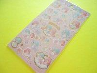 Kawaii Cute Stickers Sheet Sanrio *Little Twin Stars (Cotton Candy)