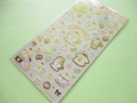 Kawaii Cute Stickers Sheet Sanrio *POMPOMPURIN (Tea Party)