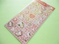 Kawaii Cute Stickers Sheet Sanrio *Hello Kitty (Tiny Chum)