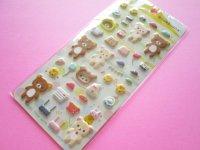 Kawaii Cute Funi Funi Stickers Sheet San-x *Rilakkuma (SE48603)