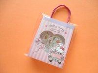 Kawaii Cute  Mini Paper Bagged Sticker Flakes Sack Sanrio original *Hello Kitty (94999-0)