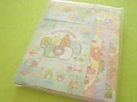 Kawaii Cute Regular Letter Set San-x Sumikkogurashi *House of The Mole (LH71901)