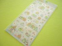 Kawaii Cute Sticker Sheet Sumikkogurashi San-x *House of The Mole (SE49302)