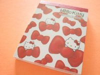Kawaii Cute Mini  Memo Pad Sanrio *Hello Kitty (Ribbon)