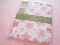 Beautiful Cherry blossom Letter Set Kyowa *Sakura Gocochi (42-066 A)