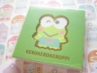 Kawaii Cute Square Memo Pad Sanrio Origimal *Kerokerokeroppi (41050-1)