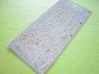 Kawaii Cute Stickers Sheet Sumikkogurashi San-x *minikko to asobo (SE50302)