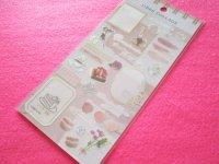 Kawaii Cute Libre Collage Stickers Sheet Q-LiA *Pink (80771)