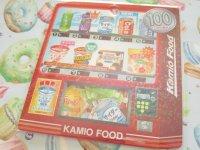 Kawaii Cute Sticker Flakes Sack Kamio Japan *Vending machine (201371)