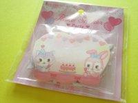 Kawaii Cute Sticker Flakes Sack Gaia *Party (466277-Pink)