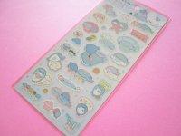 Kawaii Cute Character Message Stickers Sheet San-x *Jinbesan (SE51606)