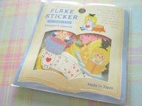 Kawaii Cute Sticker Flakes Sack Loose Fairy Tale Gaia *Alice (466473-1)