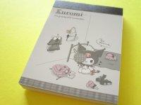Kawaii Cute Mini Memo Pad Kuromi Sanrio *My Room (300843)