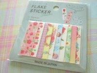 Lovely Masking Sticker Flakes Sack Gaia *Flower (466225-2)