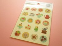 Kawaii Cute Masking Point Stickers Seals Set Gaia *Tea House (466452)