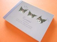Kawaii Cute Mini Memo Pad Sanrio *Kuromi (S2833298)