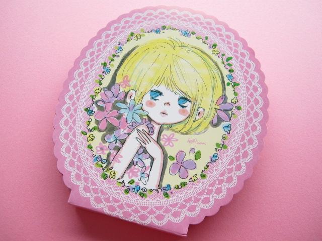 Photo1: Kawaii Cute Medium Size Memo Pad *ADO MIZUMORI (SW 629614)