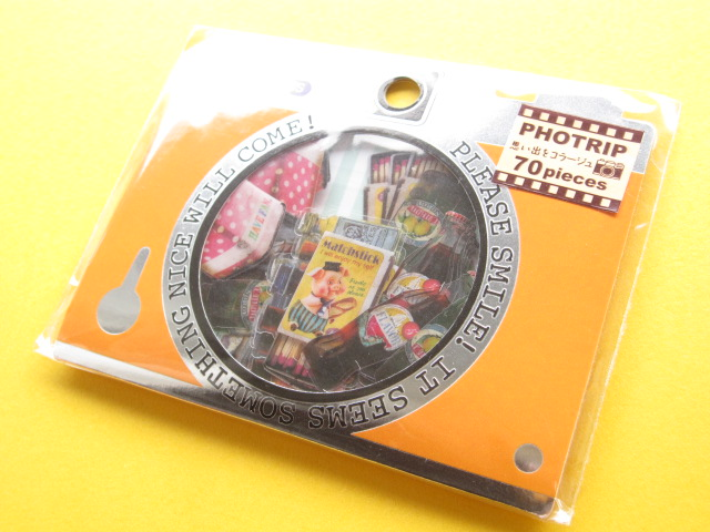 Photo1: PHOTRIP Sticker Flakes Sack Q-LiA *Junk Sundries (81336)