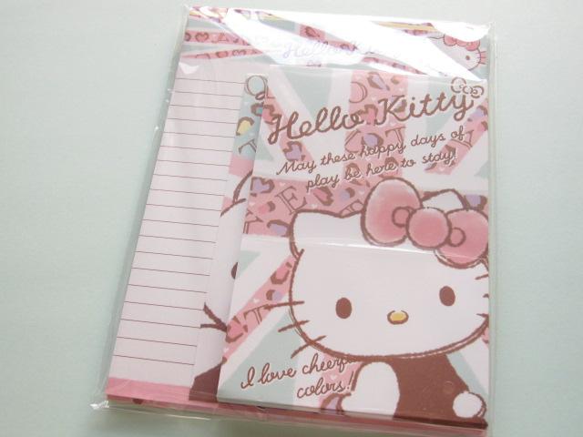 Photo1: Kawaii Cute Letter Set Sanrio Japan Exclusive *Hello Kitty (64121)