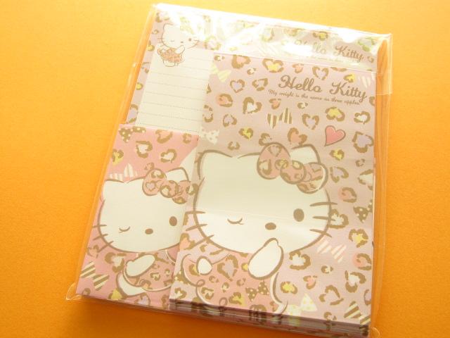 Photo1: Kawaii Cute Letter Set Sanrio Japan Exclusive *Hello Kitty (11286)