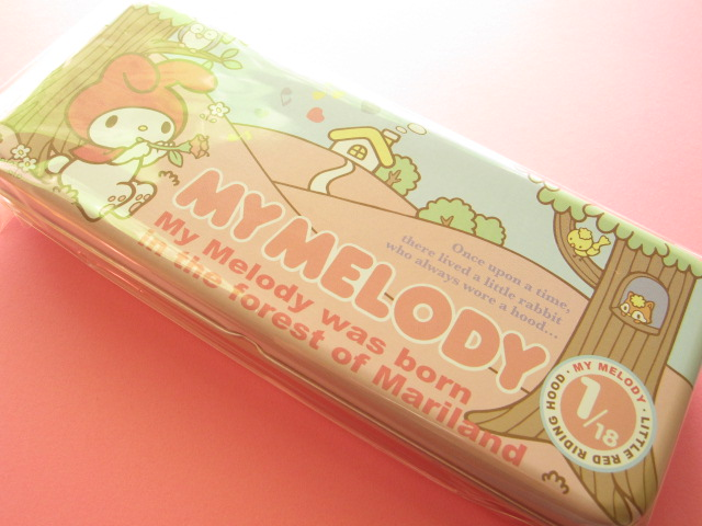 Photo1: Kawaii Cute Tin Pen/Pencil Case/Box Sanrio *My Melody (S1602071)