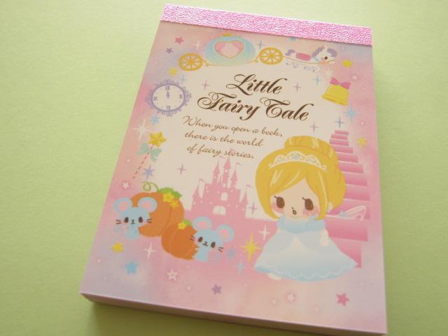 Photo1: Kawaii Cute Mini Memo Pad Q-LiA *Little Fairy Tale (94433)