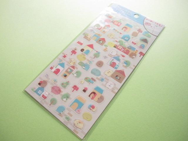 Photo1: Kawaii Cute Sticker Sheet San-x *Sumikkogurashi  (SE26702)