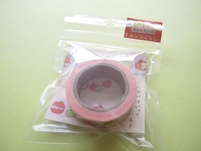 Photo1: Kawaii Cute Mini Deco Tape Sticker San-x *Sumikkogurashi (SE26507)