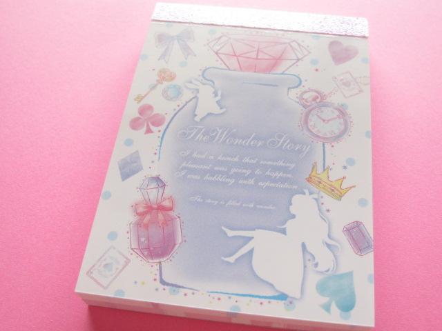 Photo1: Kawaii Cute Mini Memo Pad Q-LiA *The Wonder Story (90403)